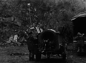 Nachtübung in Pilgramsberg 1969