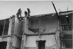 Übung an der Ziegelei Ortler 1966