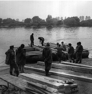 Fähreneigenbau 1968